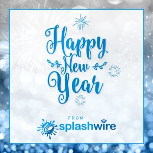 Happy New Year from Splashwire!