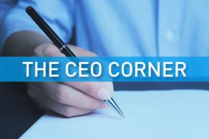The Inaugural CEO Corner